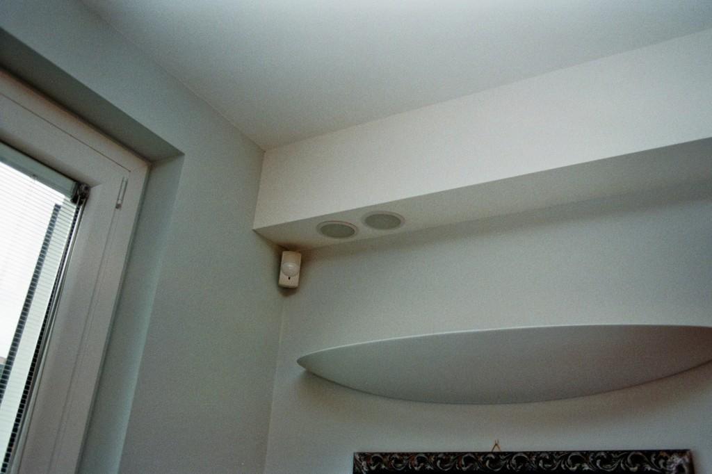 Un sistema home theatre veramente ad hoc the blog - Impianto audio casa incasso ...