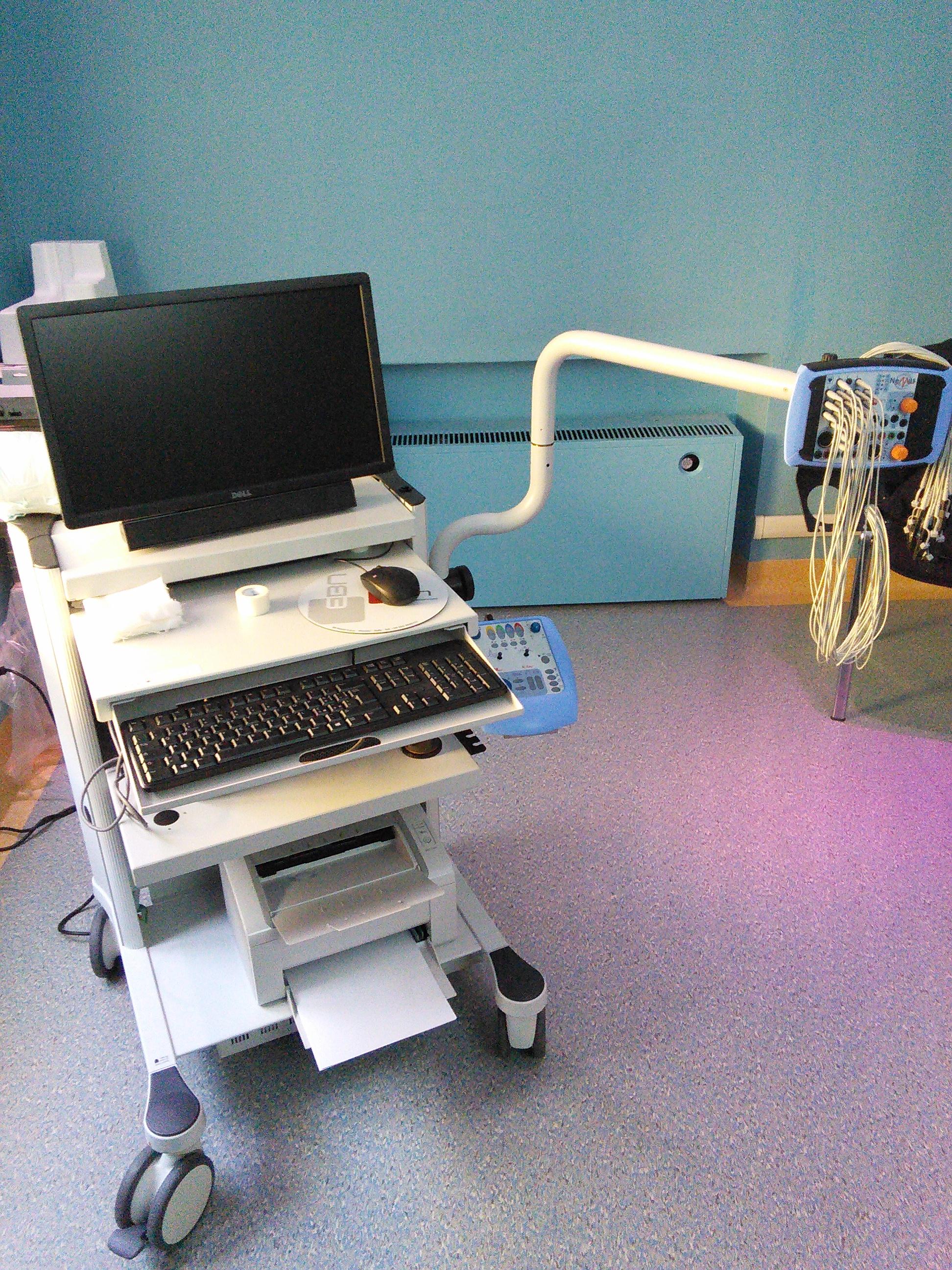 Controllo parametri paziente