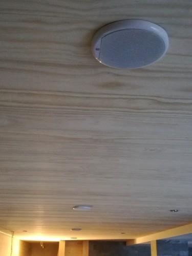 Diffusori Apart installati in Piscina
