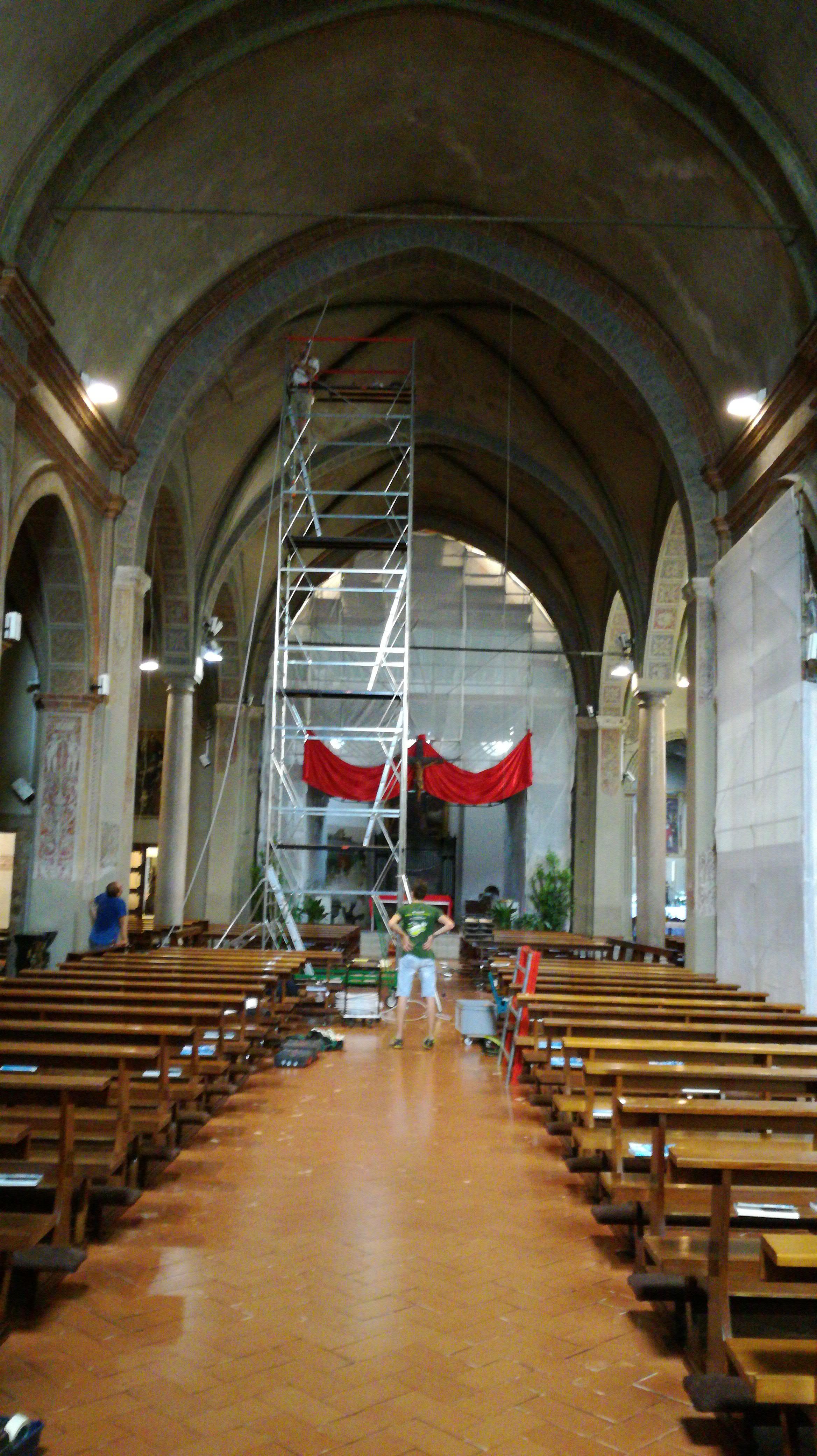 Chiesa San Martino, Novara