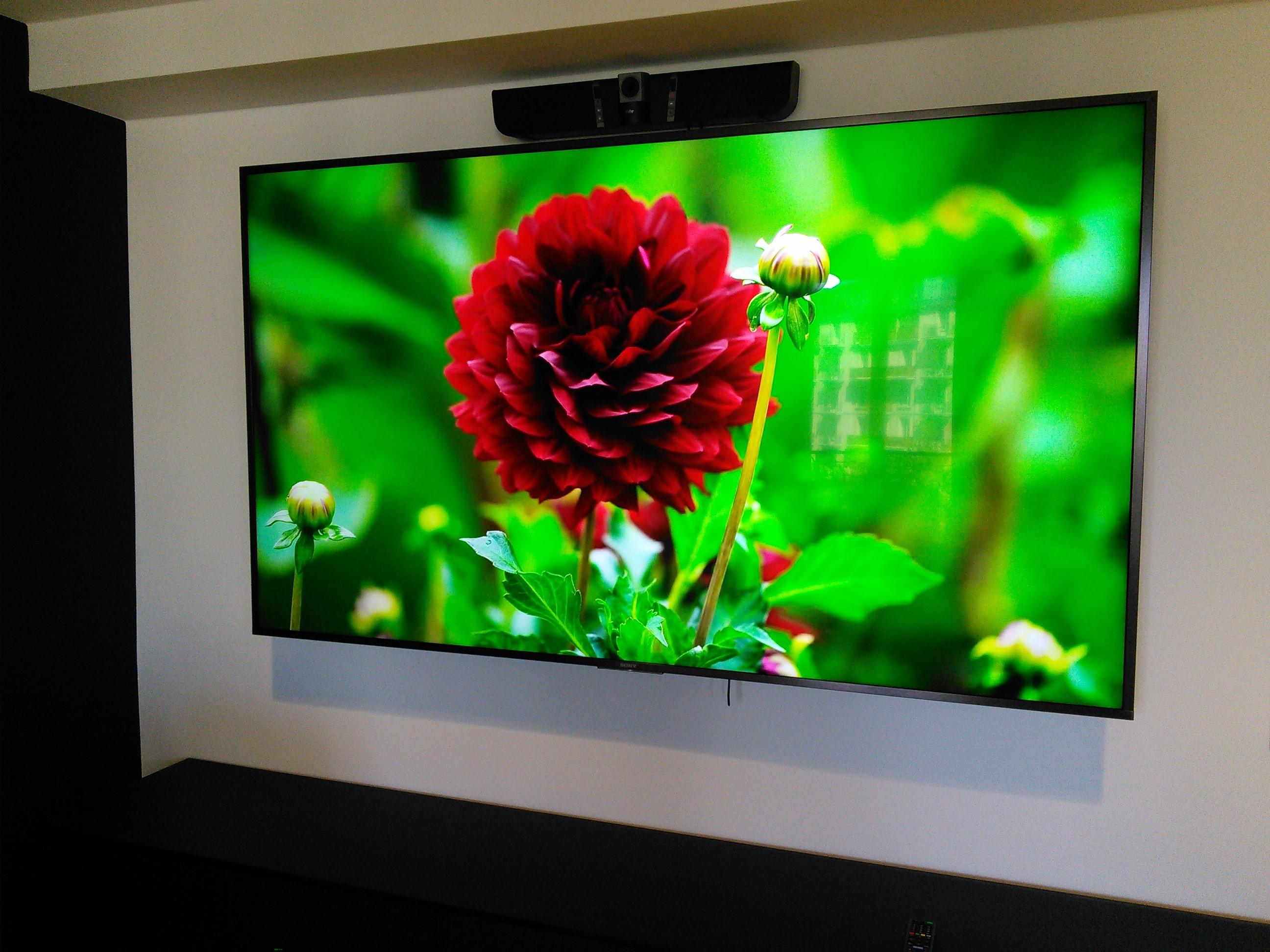 Monitor Sony 85
