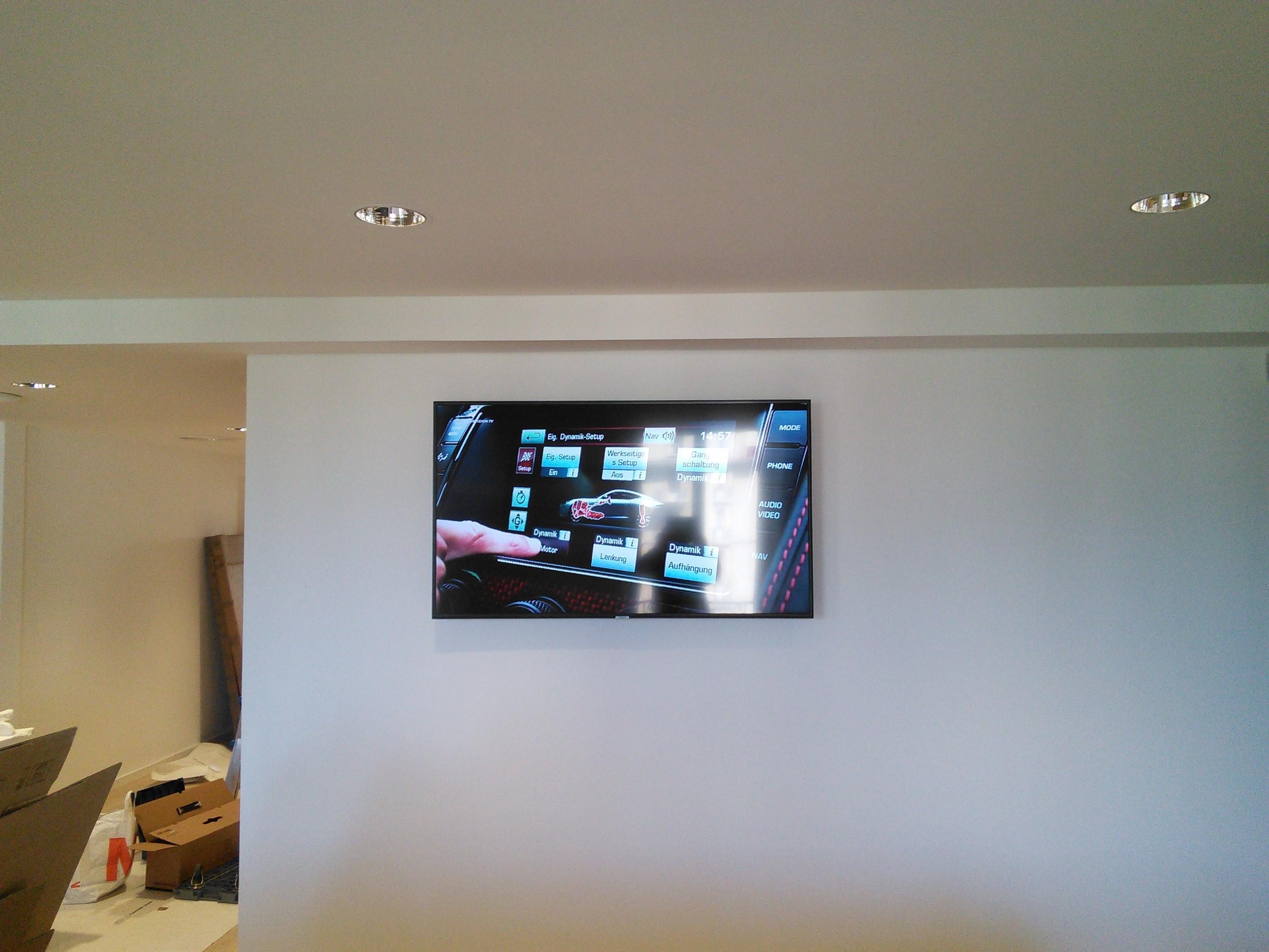 Monitor per videoinformazione Samsung